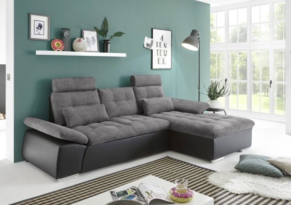 Polsterland Nagold Bett Couch