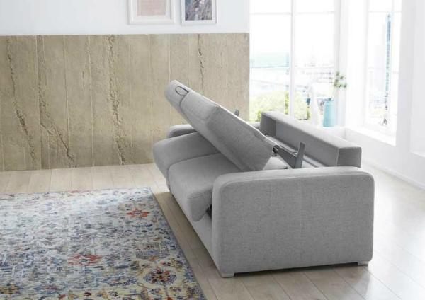 polsterland nagold bett grau faltbett. Black Bedroom Furniture Sets. Home Design Ideas