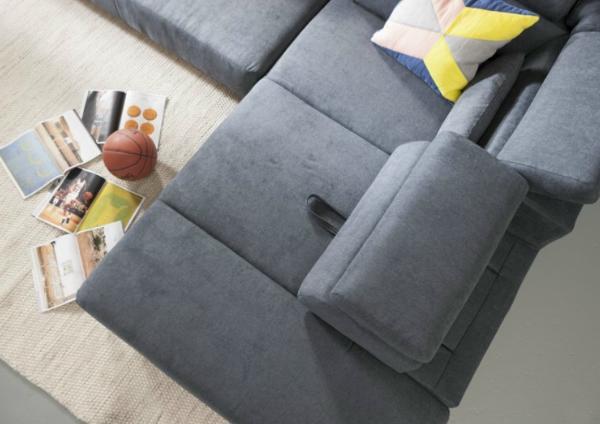 Polsterland Nagold Kopfteilverstellung Sitzvorzug